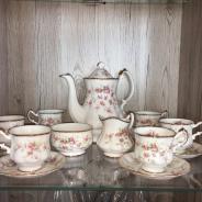 кофейный сервиз Paragon Victoriana Rose