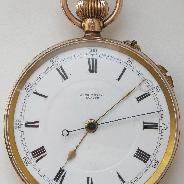 """Карманные часы с хронографом """"JOHN RASSEL LONDON"""""""