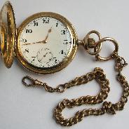 """Карманные часы """"Jungans"""""""