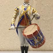 Статуэтка барабанщика