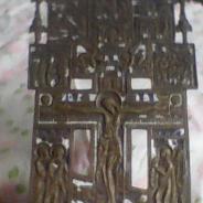 Киотный крест 18-19 века.