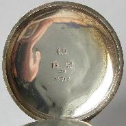 """Часы карманные """" I.G.Graves Sheffield """""""