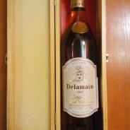Коньяк французский коллекционный Delamain 50 лет