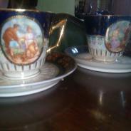 Чайныйe чашки