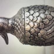 Ведёрко для льда в виде утки