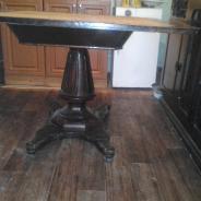шулерский стол для карт 1870г