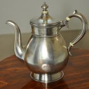 Чайник серебряный, с 1899 по 1908 год, Российская Империя
