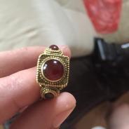 Перстень ранневизантийский