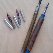 Перьевые ручки и перья СССР