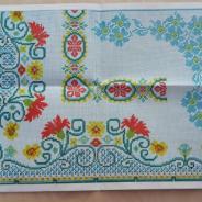 Винтажные схемы вышивок крестом