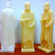 Серафим Саровский свеча статуэтка