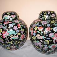 Чайницы парные декоративные
