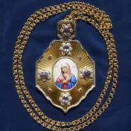 Оригинальная архиерейская Панагия авторской работы. Россия, ХХ век.