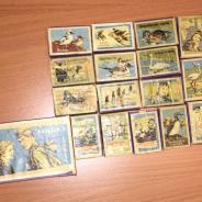 Старые спичечные коробки цены где продать монеты украины