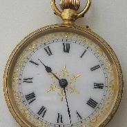 """Карманные часы """"NIRVANA"""""""