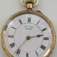 "Английские карманные часы  ""THE RUSSEL"""
