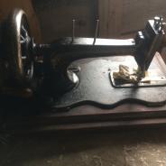 швейная машинка Singer 1902 г