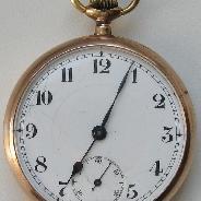 Английские карманные часы