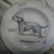 Коллекционная тарелочка из Англии.
