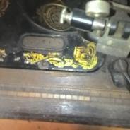 швейная машина Nahmaschinen Fabrik Karlsrune