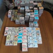 Коллекция спичечных коробков