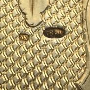Лжица евхаристическая большого размера. Серебро «84» пробы. Российская Империя, Москва, XIX век.