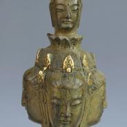 Будды печать старая.