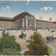 Открытка 19 века Германия.