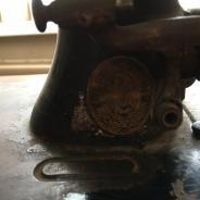 Швейная машинка 1899 года