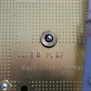 Настенные жильные часы с боем SBS FEINTECHNIK 128 см