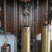 Редкие настенные часы с четвертным боем 140 см