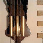 Настенные часы с четвертным боем 120 см