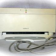 Apple Macintosh Classic и принтер StyleWriter