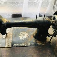 Швейная машина Singer 1901 года